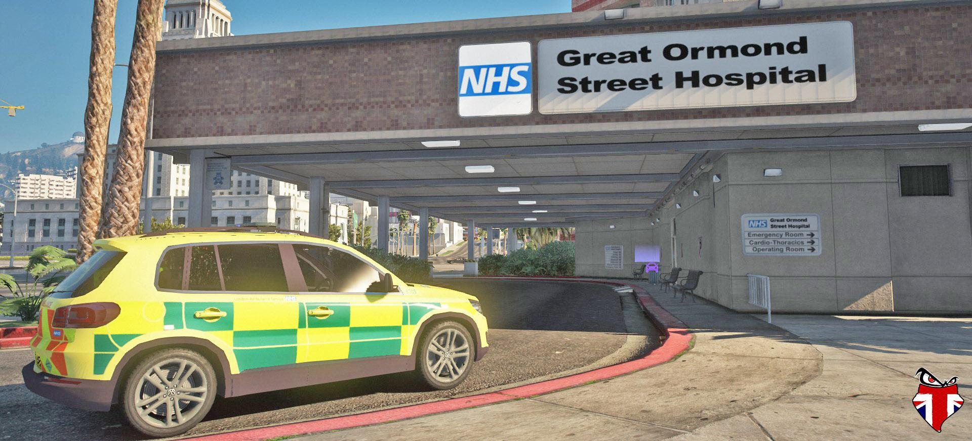 Great Ormond Street Hospital TEXTURE Releases