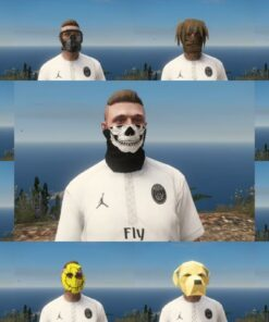 FiveM Mask Pack
