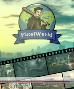 Pixelworld server