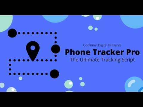 FiveM script ESXNon ESX The Ultimate Phone Tracker Highly customizable Phone