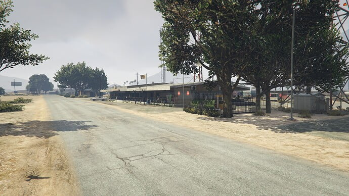 FiveM script Free Map Sandy Shores Breeze Pd Exterior Releases