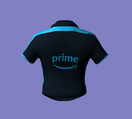 FiveM script Release Free Male Female Amazon Prime delivery outfit for