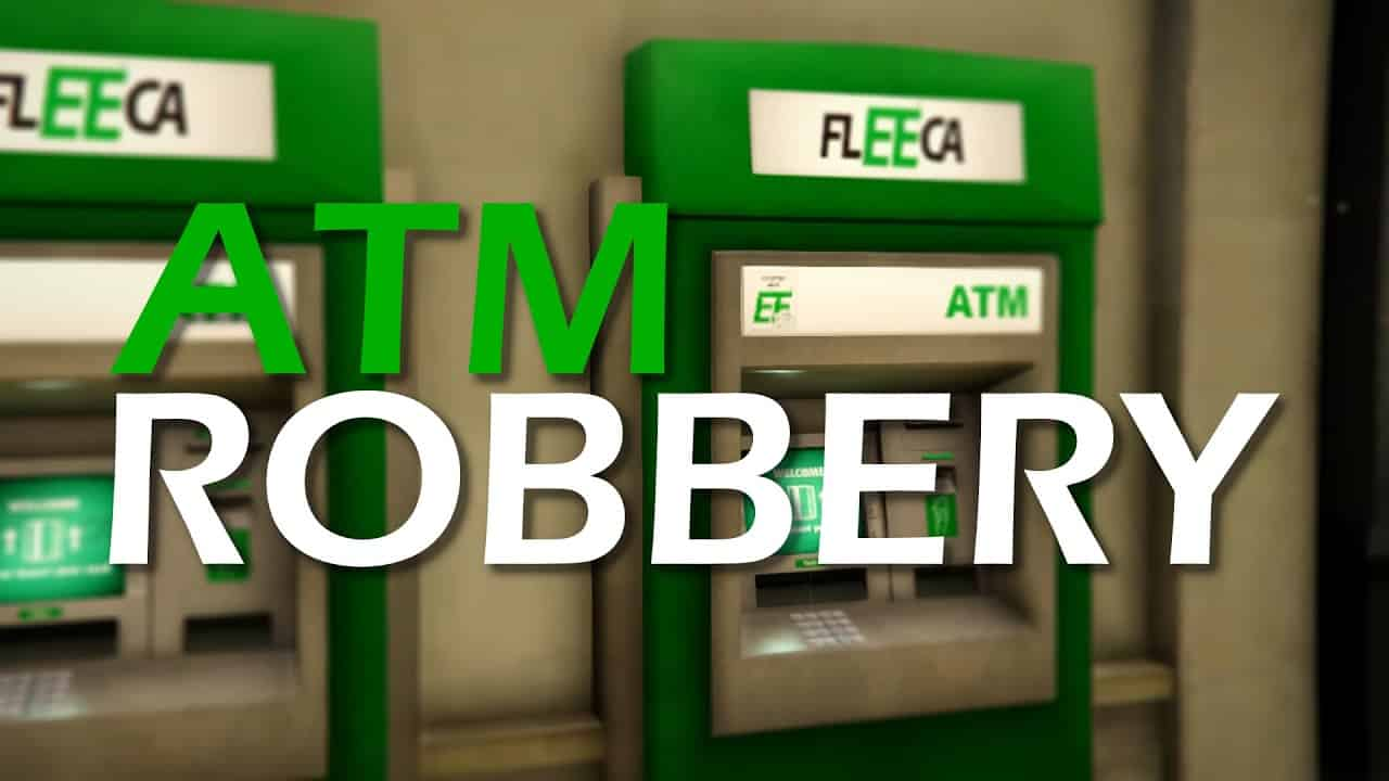FiveM script ESX ENGDE ATM Robbery with Sounds Releases