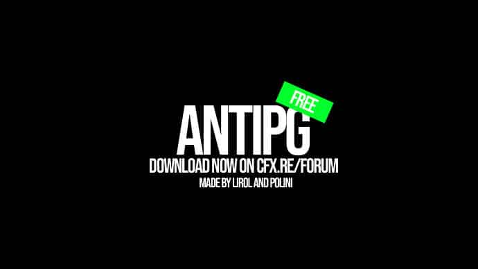 FiveM script STANDALONE AntiPG No more PowerGaming with vehicles Releases