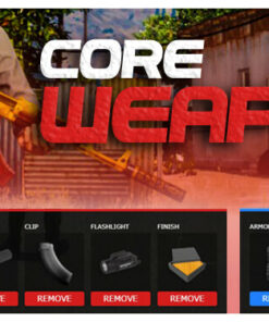 Core Weapon