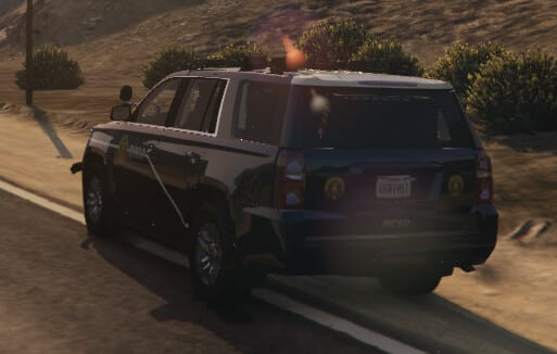 FiveM Ready FREE BCSO Tahoe 2020 Releases