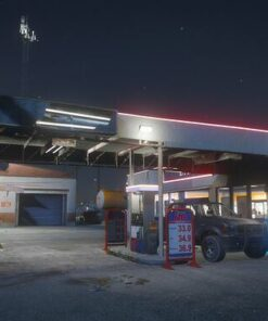 Sandy Shores Gas Station