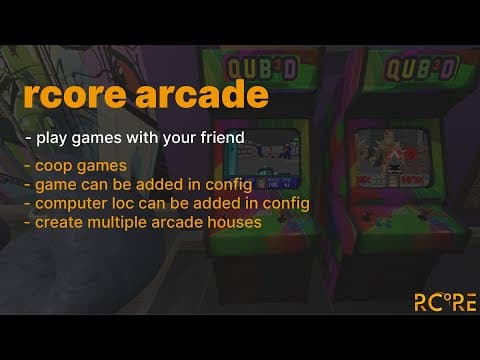 Play arcade games with your friends Releases