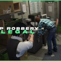 Shop Robbery